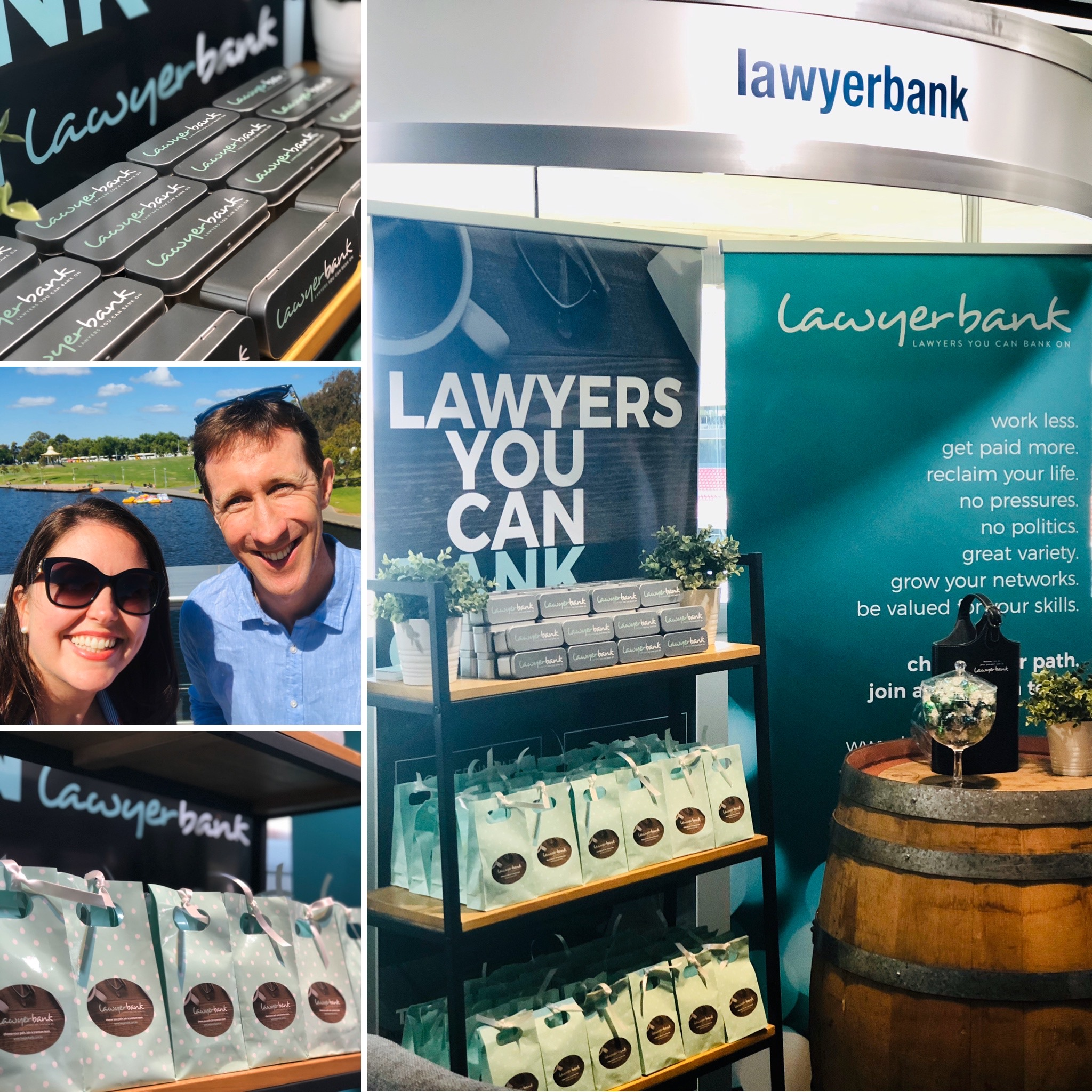 lawyerbank exhibits at the ACC National Conference 2019