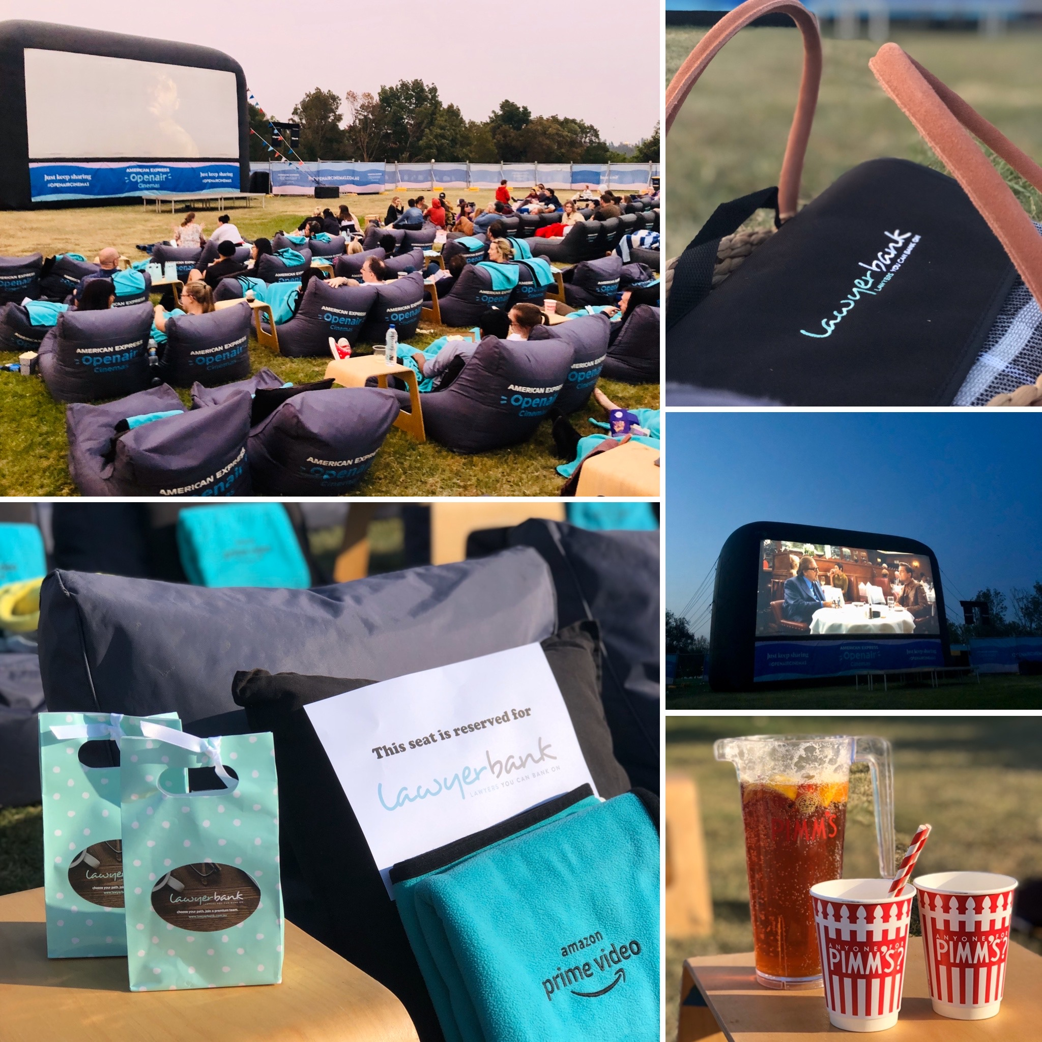 Welcoming in 2020 with Outdoor Movie Sessions