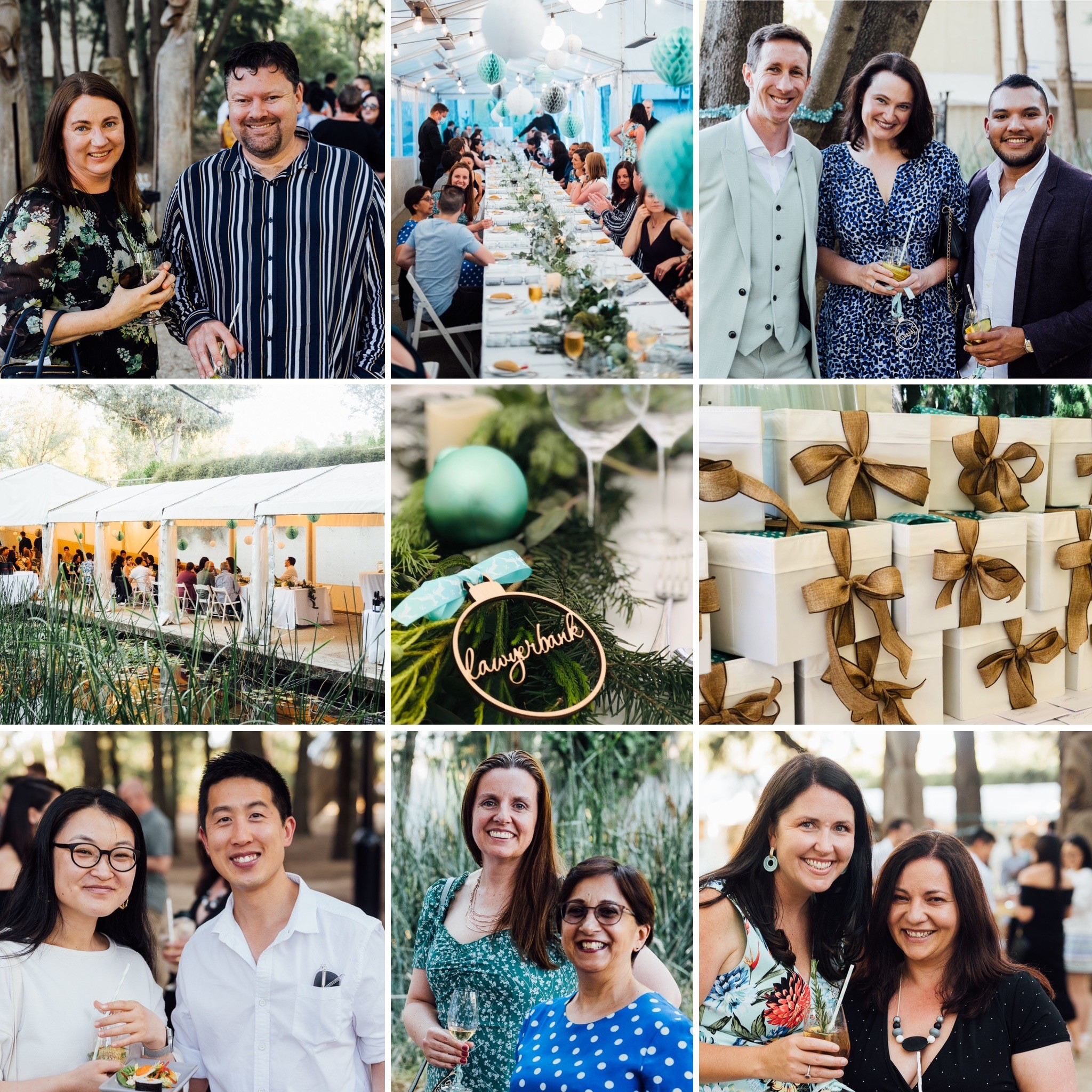 lawyerbank Christmas Party 2020 continued…